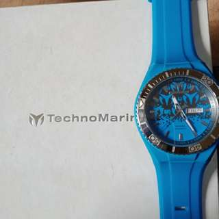 Technomarine cruise