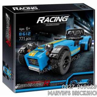 For Sale Caterham Blue Limited Edition Building Blocks Toy