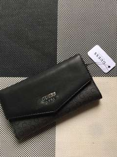 Guess Three Fold Wallet