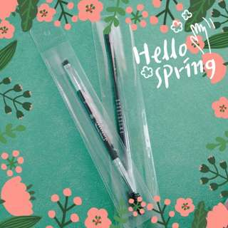 Angled/Eyebrow brush for sale! (REPOST) REPRICED