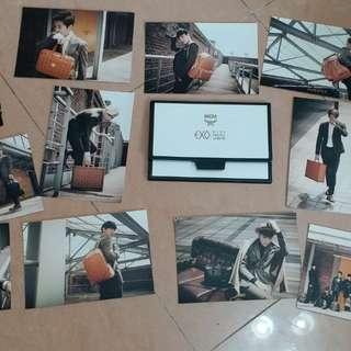 EXO MCM 11人 mini photo album