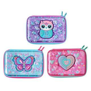 Smiggle pencils case with mirror