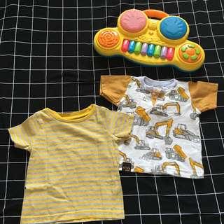 EUC Custom Shirt
