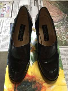 Kenneth Cole Leather Shoes