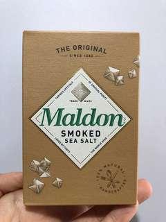 煙燻英國馬爾頓天然海鹽 Maldon Smoked Sea Salt