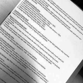 POA Notes