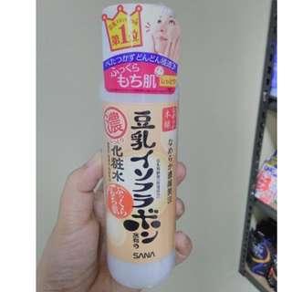 Sana Namerakahonpo Skin Lotion (Toner) Soy Milk