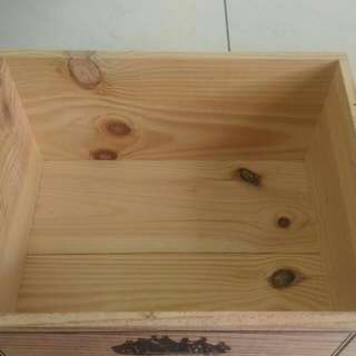 Wine Crate wooden box