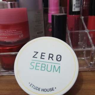 Etude House - Zero Sebum