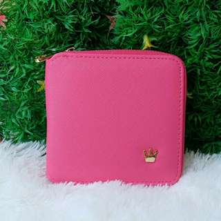 CROWN WALLET HOTPINK