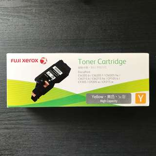 Original Fuji Xerox CT201594 Yellow Toner BNIB