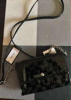 Nine West Sling Bag in Black