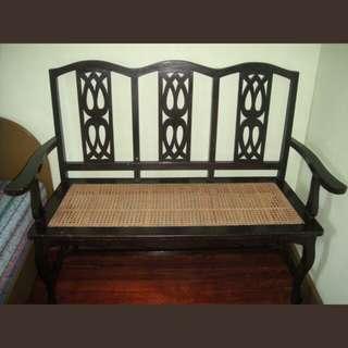 Antique Art Nouveau Sofa - Solihiya