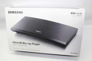 全新 Samsung 三星 UBD-M8500 BLU-RAY DVD CD player 藍光 碟機 4K HDR