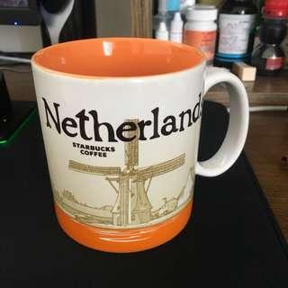 🚚 荷蘭 星巴克 城市杯