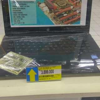 "HP Notebook 14"" Cicilan Tanpa CC Proses 3menit Cair Free 1x Angsuran"