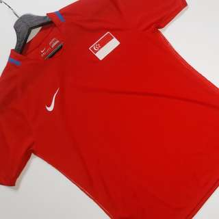 [SOLD] Singapore Football National Team Home Jersey Stadium Version + Perfect