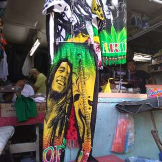 Bob Marley inspired shirts