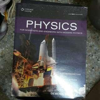 近全新 / Physics for scientists and engineers with modern physics 原文書