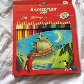 Colour Pencils staedtler
