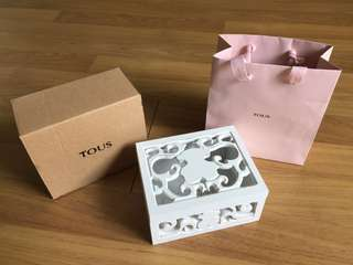 TOUS Jewelry Box (limited edition)