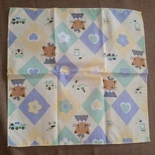 Winkipinki handkerchief 手帕