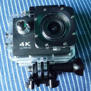 4k UltraHD Sports Camera with WIFI