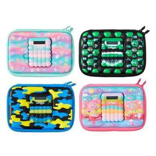 Smiggle Pencil Case with calculator