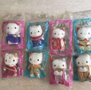 Hello Kitty Plush Toys collectibles