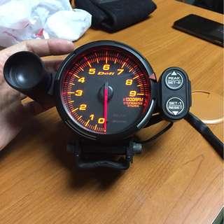 Defi Tachometer 90mm