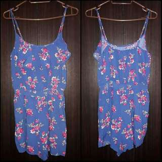 Cotton On Floral Romper
