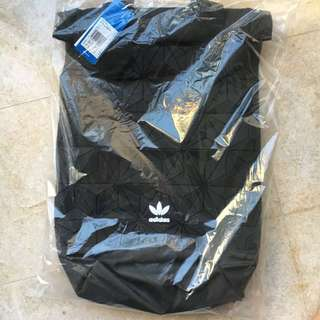 Adidas 3d rolltop backpack