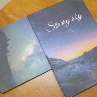 starry.sky notebook