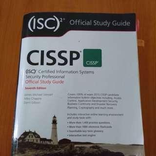 Cissp official guide