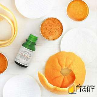 Donna chang orange aromatherapy essential oil