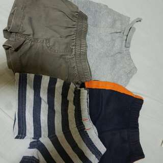 Take all Branded Short from USA