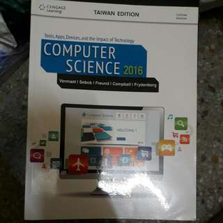 Computer Science 2016