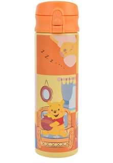 日本代購-迪士尼WINNIE THE POON/CHIP&DALE 暖水壷
