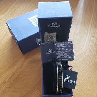 Swarovski Black Bracelet黑色水晶手環
