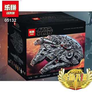 Lepin Star Wars 05028 and 05132