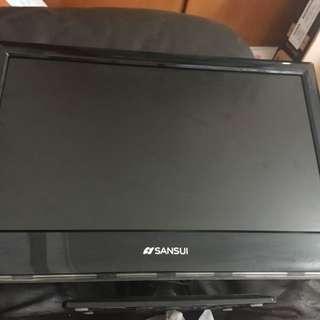 Sansui 14 inch tv
