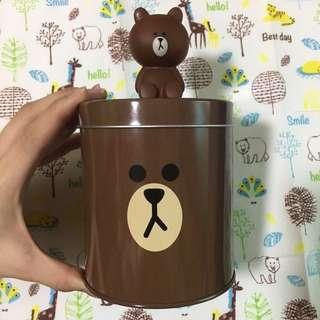 (9成新)熊大款指甲油