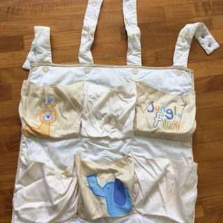 Baby Cot Hanging Bag