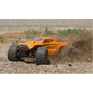 ECX Ruckus 1/18th 4WD Monster Truck RTR - In Stock Now!!