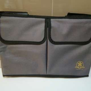 Car Boot Organiser with Orchid Country Club logo