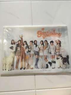 SNSD Goobne chicken folder set