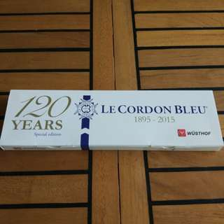 Special limited edition Le Cordon Bleu knife