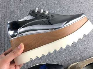 Inspired Stella McCartney Elyse Platform shoes