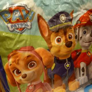 Paw Patrol cushion