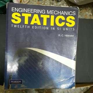 Engineering Mechanics Statics twelfth edition